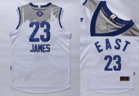 New Lebron James #23 All Stars Basketball Jersey 2016  on Storenvy
